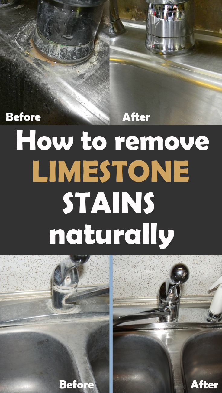 How to remove limestone stains naturally - Get rid limestone stains ...