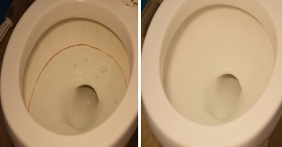 How to properly clean and disinfect your toilet in 3 minutes (VIDEO tutorial)