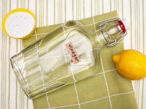 How to make your home sparkling clean only with natural products