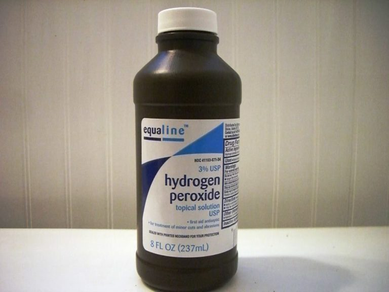 Extraordinary everyday uses for Hydrogen Peroxide