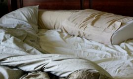 Why you shouldn't make your bed each morning