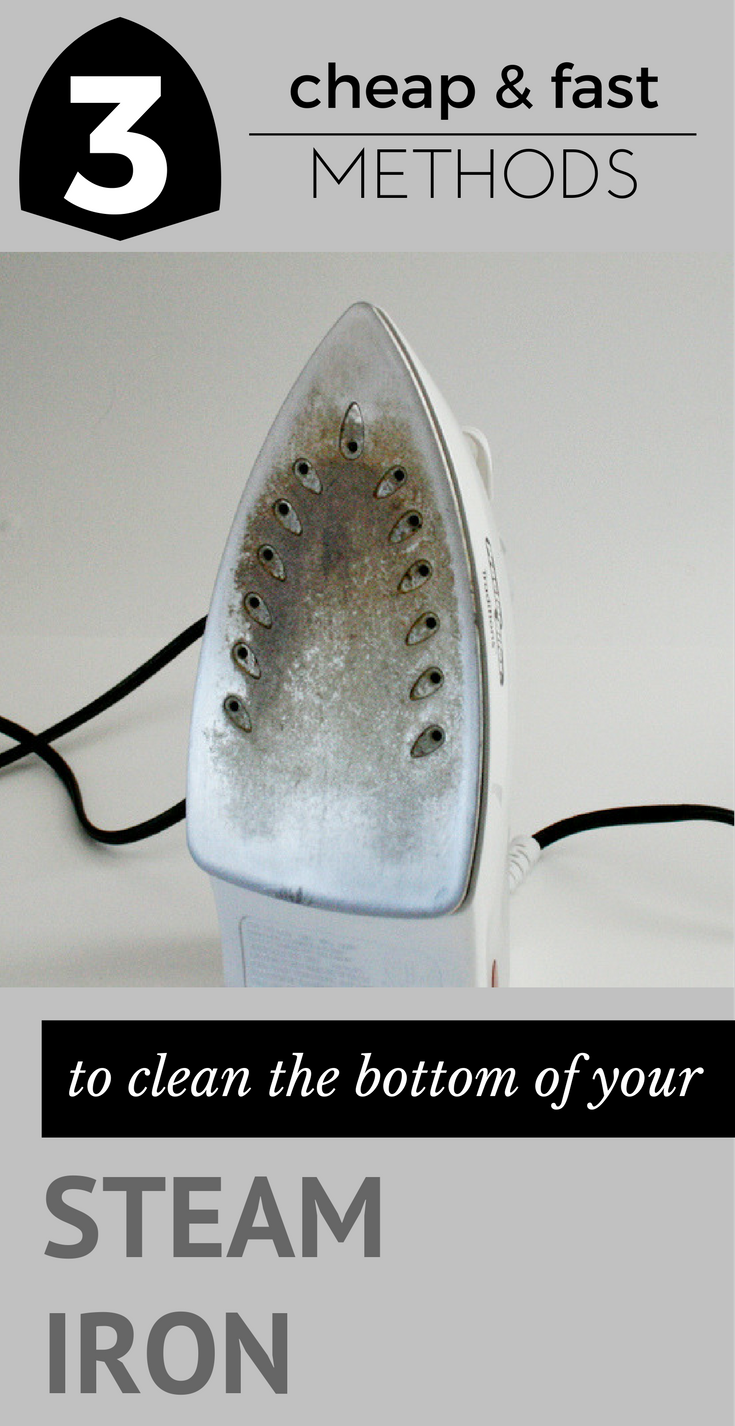 See how to clean an iron quickly and easily 19