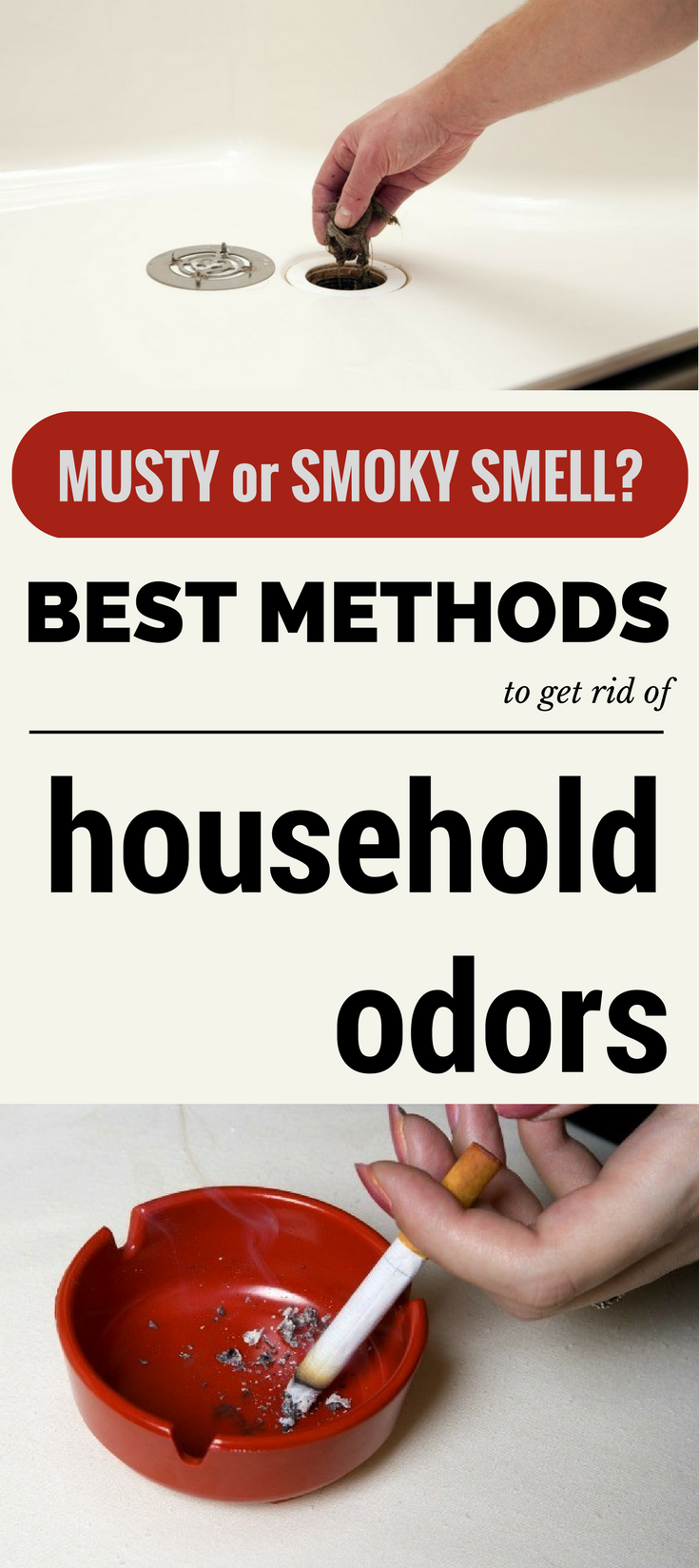 musty or smoky smell best methods to get rid of household odors. Black Bedroom Furniture Sets. Home Design Ideas