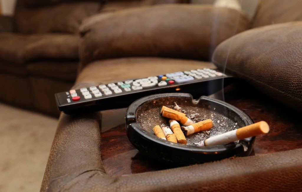How To Get Rid Of Tobacco Smell In The House And Car