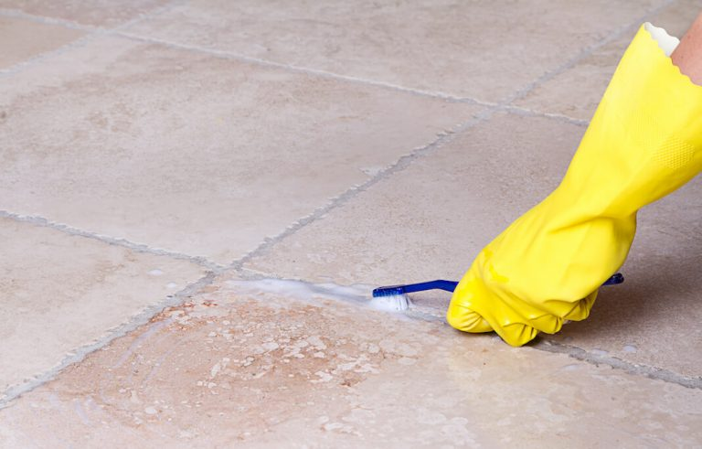 Crazy Natural Tricks That Will Dissolve Dirt Between Tiles In No Time