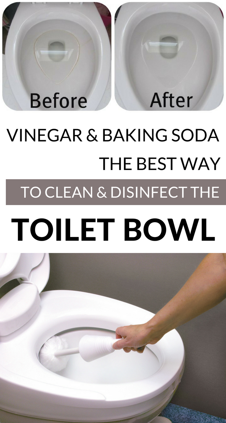 Vinegar And Baking Soda The Best Way To Clean And