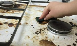 Grandma's Recommendations: Homemade Grease Remover To Clean The Stove Top Thoroughly