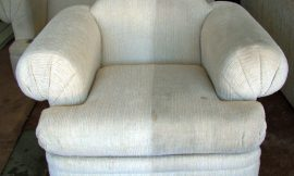 Easy Home Hack To Remove Dirt And Grease From Textile Upholstery