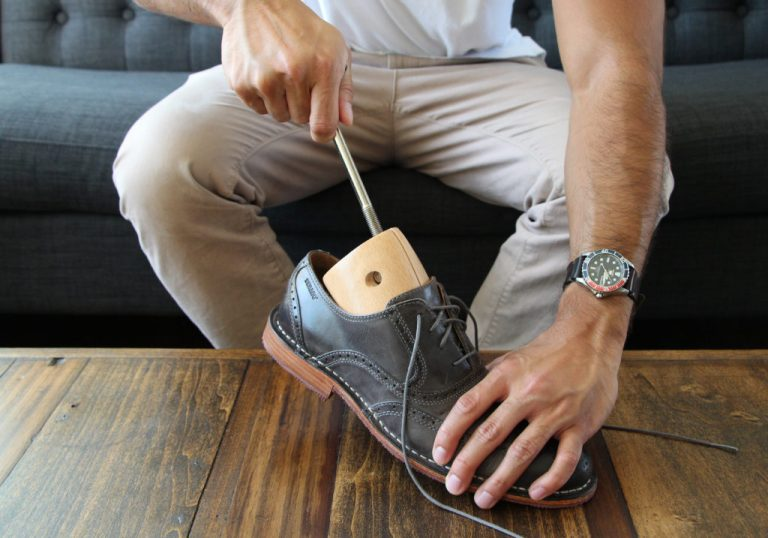 Shoemaker Advice: How To Stretch Too-Tight Leather Shoes