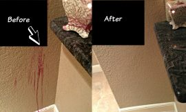 Step-By-Step Guide To Remove Candle Wax Out Of Walls